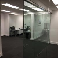 Commercial, Glass, Partitions, Dividers, Office